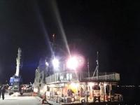 40.000 lít dầu tràn ở vùng biển Chile
