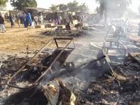 Tấn công khủng bố tại Nigeria, nhiều người thương vong