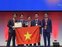 Vietnam wins two gold medals at International Chemistry Olympiad