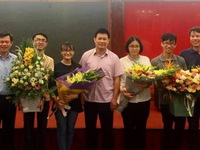 Vietnamese students get medals at 2019 Int'l Biology Olympiad