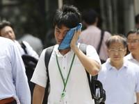 Nhật Bản: 11 người tử vong do nắng nóng