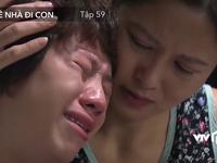 Về nhà đi con - Tập 59: Dương nức nở ôm cô Hạnh gọi 'mẹ ơi'