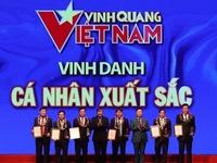 19 organisations, individuals honoured at Vietnam Glory programme