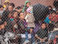LHQ quan ngại về điều kiện sống của người di cư bị tạm giữ tại Mỹ
