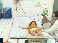 TP.HCM: Số ca nhập viện vì sốt xuất huyết tăng 176#phantram