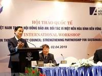 Workshop on 'Vietnam in UN Security Council' held