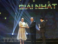 Malaysian singer wins ASEAN+3 pop singing contest in Quang Ninh