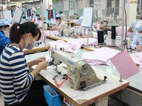 Garment and textile exports increase 10.5% in seven months