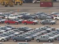7 tháng đầu năm, doanh số bán ô tô nhập khẩu nguyên chiếc tăng gấp đôi cùng kỳ