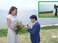 Về nhà đi con - Tập 85: Màn cầu hôn không thể ngọt ngào hơn của Vũ dành cho Thư
