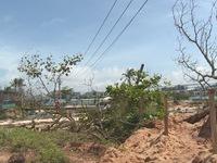 Khôi phục hệ thống điện cho đảo Phú Quốc sau khi nước rút