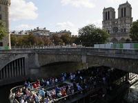 Nhà thờ Đức Bà Paris đối mặt với nguy cơ bị sập