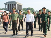President Ho Chi Minh Mausoleum to reopen on August 15