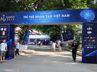 Development of Artificial Intelligence to ecological systems in Vietnam