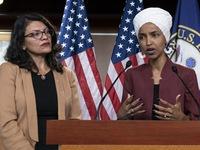 Israel cấm 2 nghị sĩ Mỹ đến nước này