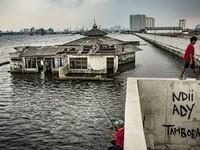 Thủ đô Jakarta, Indonesia trước nguy cơ bị chìm đến 1/3 diện tích