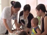 Đắk Lắk: Bệnh viện quá tải bệnh nhân sốt xuất huyết