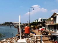 Thành phố Jakarta vật lộn trước nguy cơ bị nhấn chìm