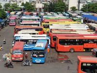 Bến xe miền Đông tăng 40#phantram giá vé dịp lễ 2/9