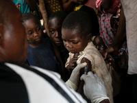 Dịch sởi khiến hơn 2.700 người thiệt mạng trong vòng 7 tháng tại CHDC Congo
