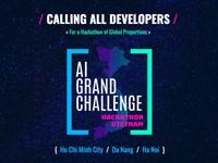 The finals of the Hackathon Vietnam AI Grand Challenge 2019