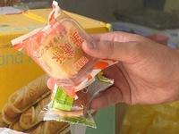 Hanoi police seizes illicit mooncakes