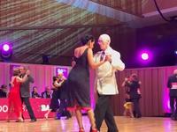 Cụ ông 99 tuổi vẫn tham gia Giải vô địch Tango thế giới
