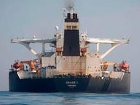 Mỹ dọa trừng phạt bất kỳ ai nếu hỗ trợ tàu chở dầu Iran