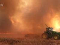 Nguy cơ cháy rừng Amazon vượt tầm kiểm soát