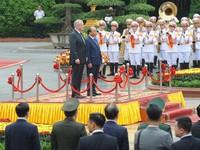 Australian PM Morrison starts official visit to Vietnam