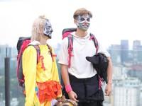 Từng liên tiếp về nhất, nhì, cặp chị em đội Hồng bất ngờ chia tay 'Cuộc đua kỳ thú 2019'