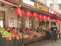 Chợ phiên - Nét duyên của Paris, Pháp