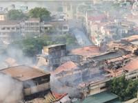 Hậu vụ cháy Công ty Rạng Đông: Quy trình xử lý sự cố cháy hóa chất đã thực sự hiệu quả?