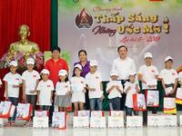 Hành trình thắp sáng ước mơ cho trẻ em nghèo vùng cao