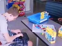 Trí tuệ nhân tạo giúp người khiếm thị sáng tạo Lego