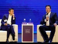 Màn 'đấu khẩu' thú vị giữa tỷ phú Jack Ma và Elon Musk