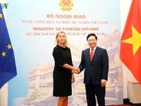 EU ủng hộ tôn trọng luật pháp quốc tế tại Biển Đông