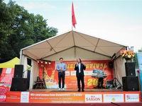 Vietnamese beer joins int'l beer festival in Berlin