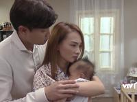 Về nhà đi con - Tập 81: Nhận ra Thư không còn thực dụng, Vũ ân hận ôm chặt mẹ con Thư xin cơ hội làm lại
