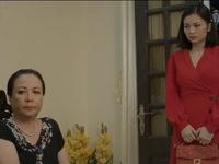 Hoa hồng trên ngực trái - Tập 2: Đi làm về muộn, San (Diễm Hương) bị mẹ chồng nói bóng gió chơi bời