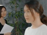 Hoa hồng trên ngực trái - Tập 2: Gặp Khuê (Hồng Diễm) lần đầu, Trà (Lương Thanh) đã giở giọng khiêu khích