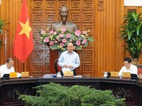 PM chairs meeting of sub-committee on socio-economic affairs