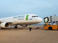 Bamboo Airways increases night flights during Tet