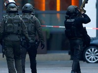 German police detain suspect of Cologne shooting