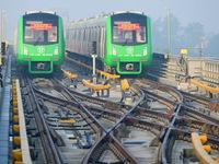 Nhật Bản hỗ trợ Việt Nam giám sát lượng phát thải của đường sắt đô thị
