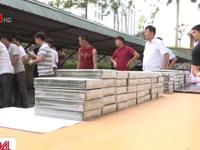 Tội phạm đang lợi dụng địa bàn Việt Nam sản xuất và trung chuyển ma túy