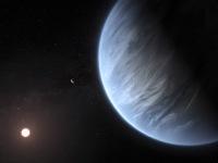 Tìm thấy nước ở hành tinh ngoài hệ Mặt trời