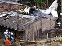 Rơi máy bay tại Colombia, ít nhất 7 người thiệt mạng