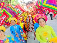 Tran Thuong temple festival in Ha Nam