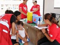 Bại liệt xuất hiện trở lại ở Philippines